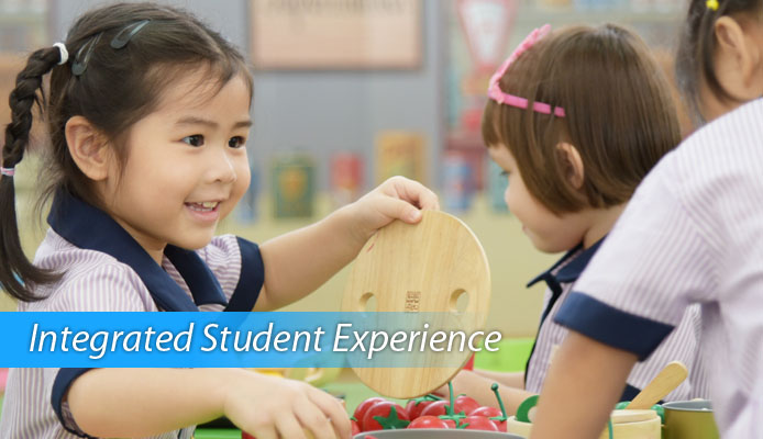 Integrated Student Experience