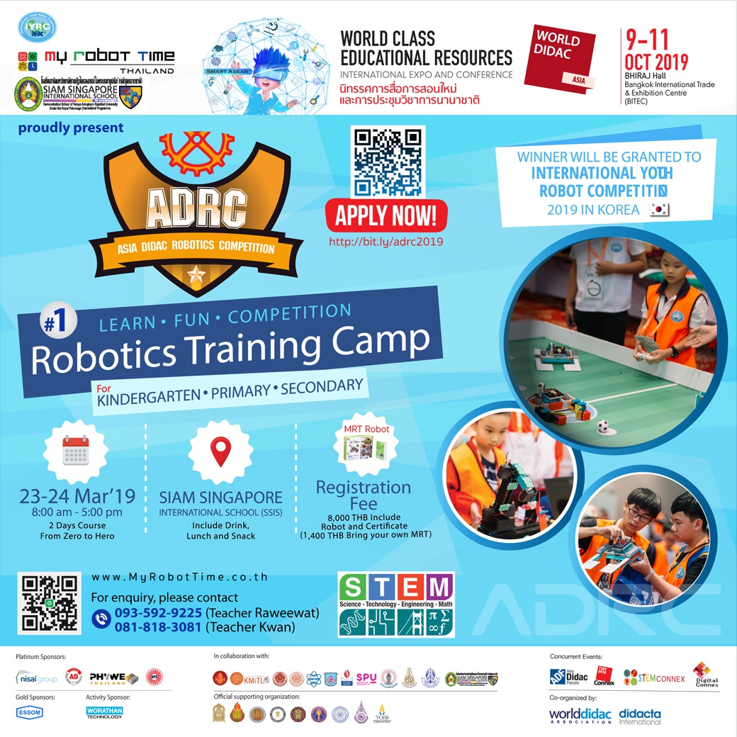Robotics Training Camp