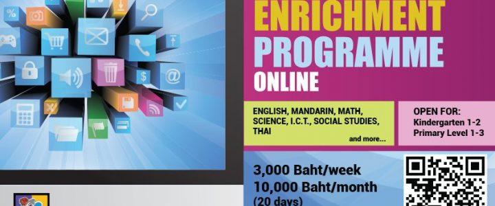 Enrichment Programme Online