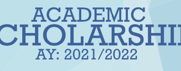 Academic Scholarship 2021/2022