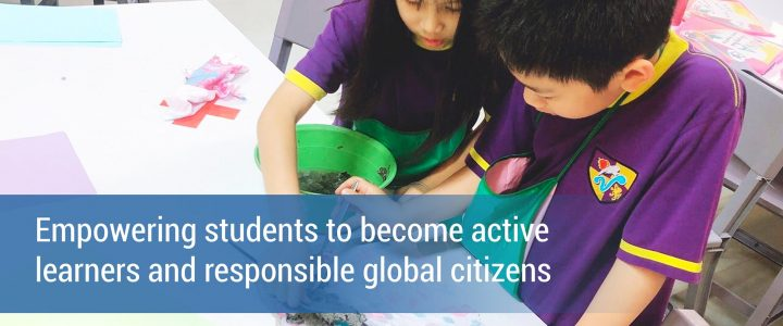 Empowering students to become active learners and responsible global citizens.