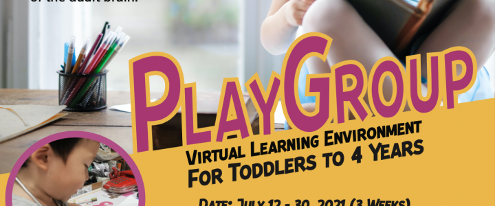 Siam Singapore International School  – PlayGroup